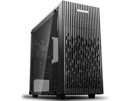 Case Miditower Deepcool MATREXX30 Micro-ATX Black no PSU, Side Window, 1xUSB3.0/1xUSB2.0/AudioHD x 1/Mic x 1, Rear: 1x120mm fan; Optional: Front: 1x120mm (carcasa/корпус)