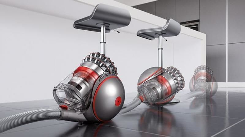 Dyson big ball accessories пылесос-швабра dyson hard dc57