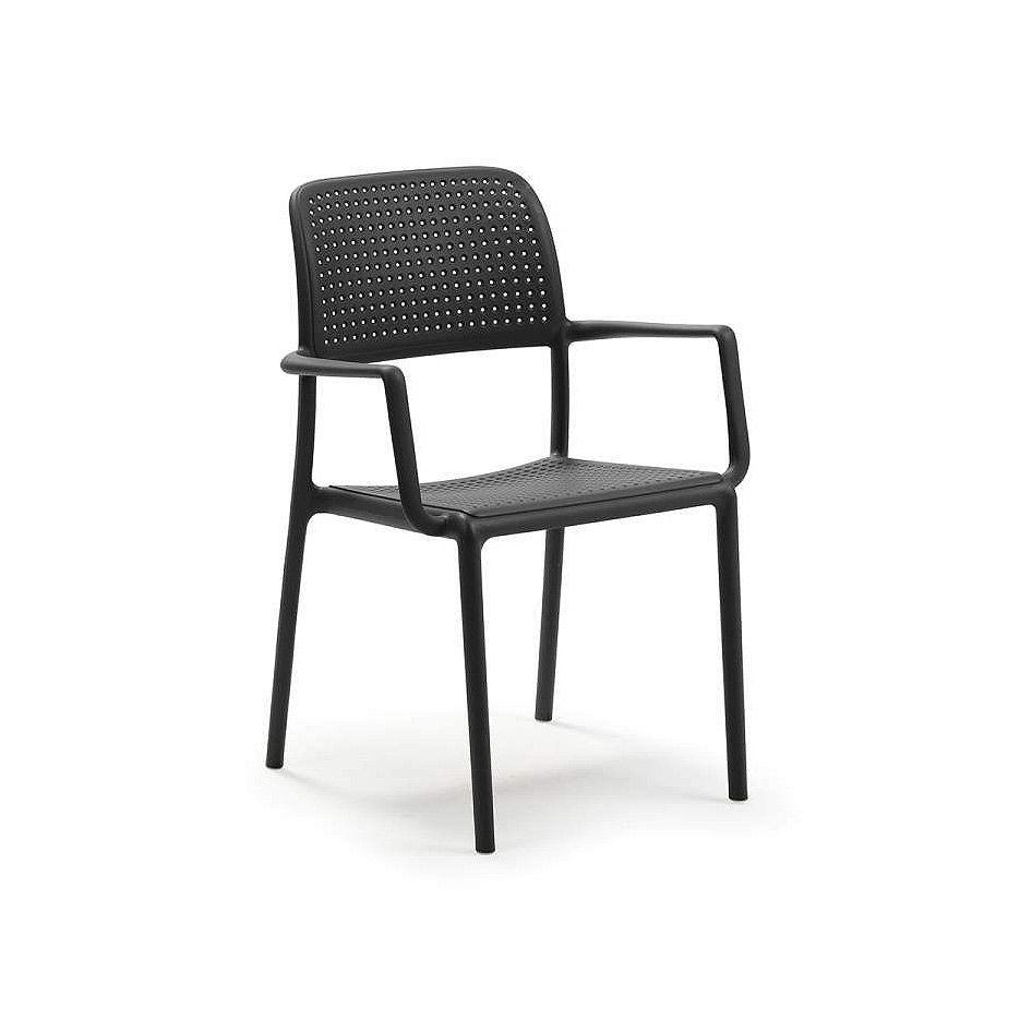 Кресло Nardi BORA ANTRACITE 40242.02.000.06 (Кресло для сада и террасы)