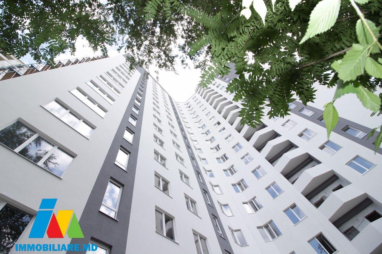 Apartamente cu 3 camere, str. Tudor Strișcă.
