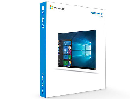 KW9-00132 Windows 10 64Bit Russian 1pk DSP OEI DVD