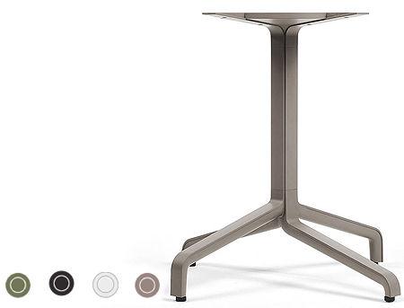 Picior masa din aluminiu NARDI BASE FRASCA MAXI (4 culori)