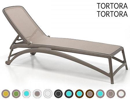 Sezlong Nardi ATLANTICO TORTORA-tortora 40450.10.104