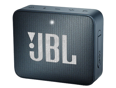 JBL GO 2 Black Portable Bluetooth Speaker, 3W, 180Hz-20kHz, >80dB, 730mAh Lithium-ion polymer up to 5 hours, IPX7 Waterproof, JBLGO2BLK (boxa portabila JBL / портативная колонка JBL)