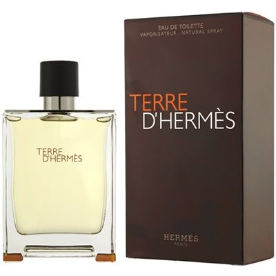 Apa De Toaleta Terre Dhermes Pure Perfume 200 Ml Pentru Barbati в