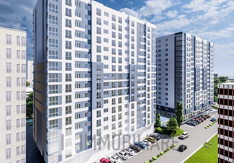 Apartament cu 1 cameră, sect. Rîșcani, str. Matei Basarab.