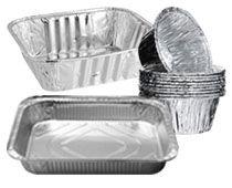 Forme si farfurii din aluminiu