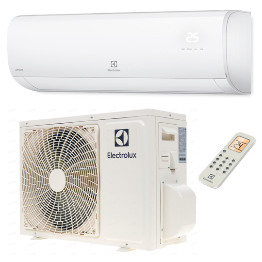 Aparat de aer conditionat tip split pe perete On/Off Electrolux Atrium EACS-07HAT/N3 7000 BTU