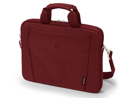 "Dicota D31310 Slim Case BASE Notebook Case 15""-15.6"" Red (geanta laptop/сумка для ноутбука)"