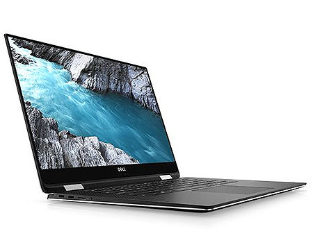"Ноутбук 15.6"" DELL XPS 15 9575 2-in-1 Silver, Intel Core i7-8705G 3.1-4.1GHz/8GB DDR4/256GB PCIe NVMe SSD/Radeon RX Vega M GL 4GB/WiFi-ac/Bluetooth/ Thunderbolt/ WebHD/ Backlit Keyboard/FP/15.6"" FullHD InfinityEdge IPS Touch Display (1920x1080)/W10 64-bit www"