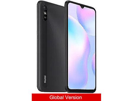 "6.53"" Xiaomi Redmi 9A EU 32GB Granite Gray 2GB RAM, MediaTek Helio G25 Octa-core, PowerVR GE8320, DualSIM, 6.53"" 720x1600 IPS 269 ppi, 13MP, front 5MP, LED flash, 5000mAh,WiFi, BT5.0, LTE, Android 10 (MIUI 12 )"