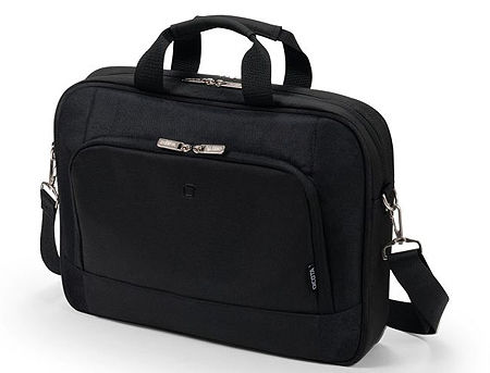"Dicota D31325 Top Traveller BASE Notebook Case 15""-15.6"" Black (geanta laptop/сумка для ноутбука)"