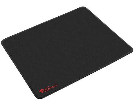 Genesis M33 Logo Gaming Mousepad, Surface Type: Speed, 300mm x 250mm (covoras pentru mouse/коврик для мыши)