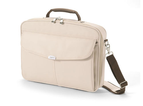 "Dicota N10349P Multi Compact (Beige) Notebook Case 14.1""/15.4"" (geanta laptop/сумка для ноутбука)"