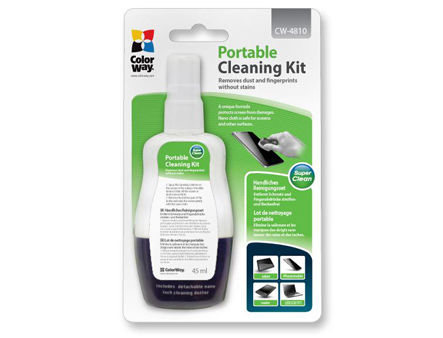 ColorWay CW-4810 LCD Screen Portable Cleaning Kit