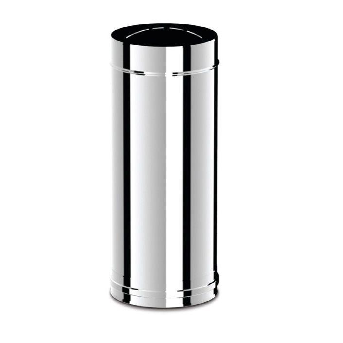 Ø200 Труба дымоходная 500 mm (inox 316L)