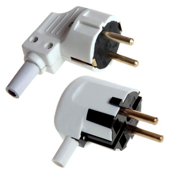 Вилки электрические