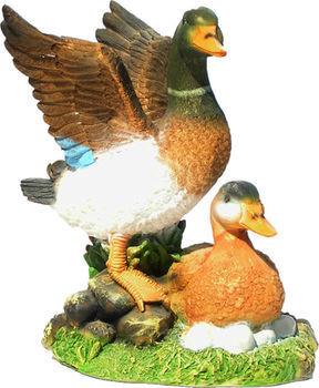 Садовые фигуры - животные, птицы