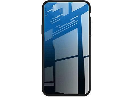 480015 Husa Screen Geeks Glaze Xiaomi Redmi Note 8 Pro, Black & Blue (чехол накладка в асортименте для смартфонов Xiaomi)