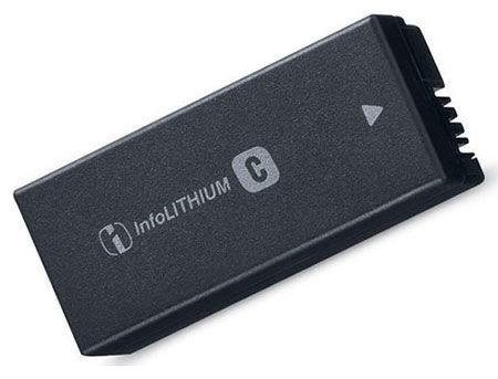 SONY Cyber-shot NP-FC11 InfoLithium® bat (acumulator/батарея аккумулятор)