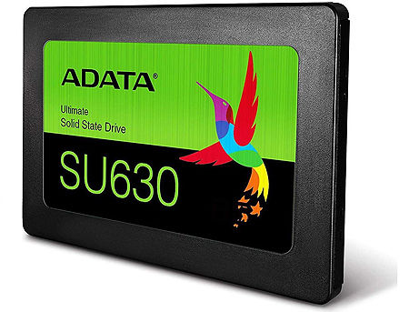 "240GB SSD 2.5"" ADATA Ultimate SU630, 7mm, 3D NAND, Read 520MB/s, Write 450MB/s, SATA III 6.0 Gbps (solid state drive intern SSD/внутрений высокоскоростной накопитель SSD)"