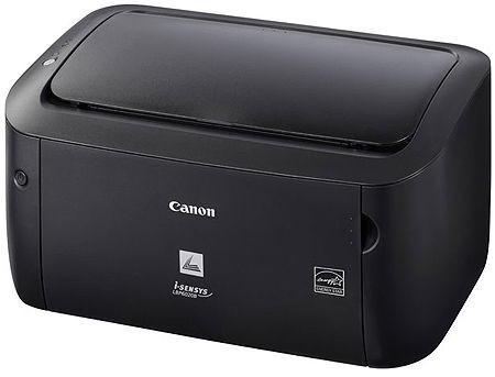 Printer Canon i-Sensys LBP6030B, Black, A4, 2400x600 dpi, 18ppm, Memory 32Мb, Win, USB 2.0, Cartridge 725 (1600 pages 5%) (imprimanta/принтер LBP 6030B)