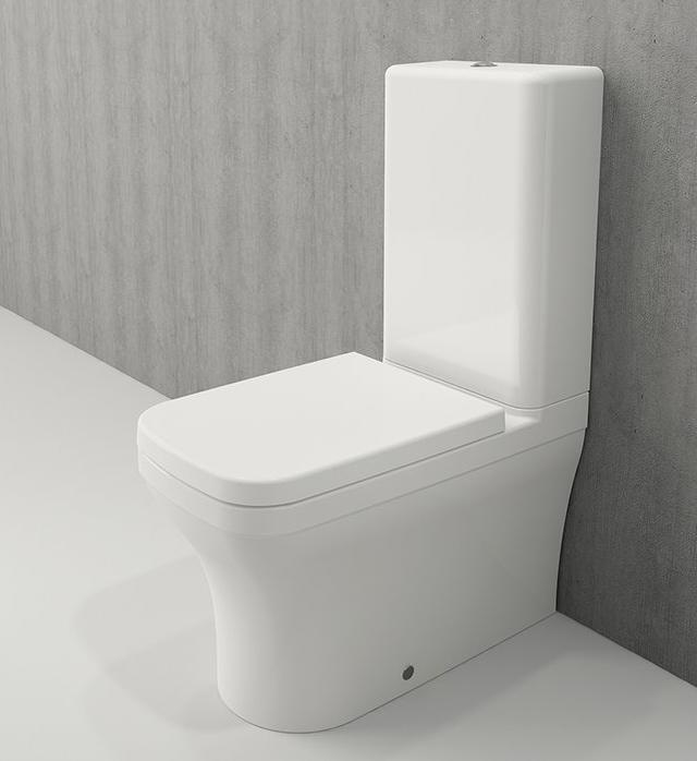 Vas WC pe pardoseala