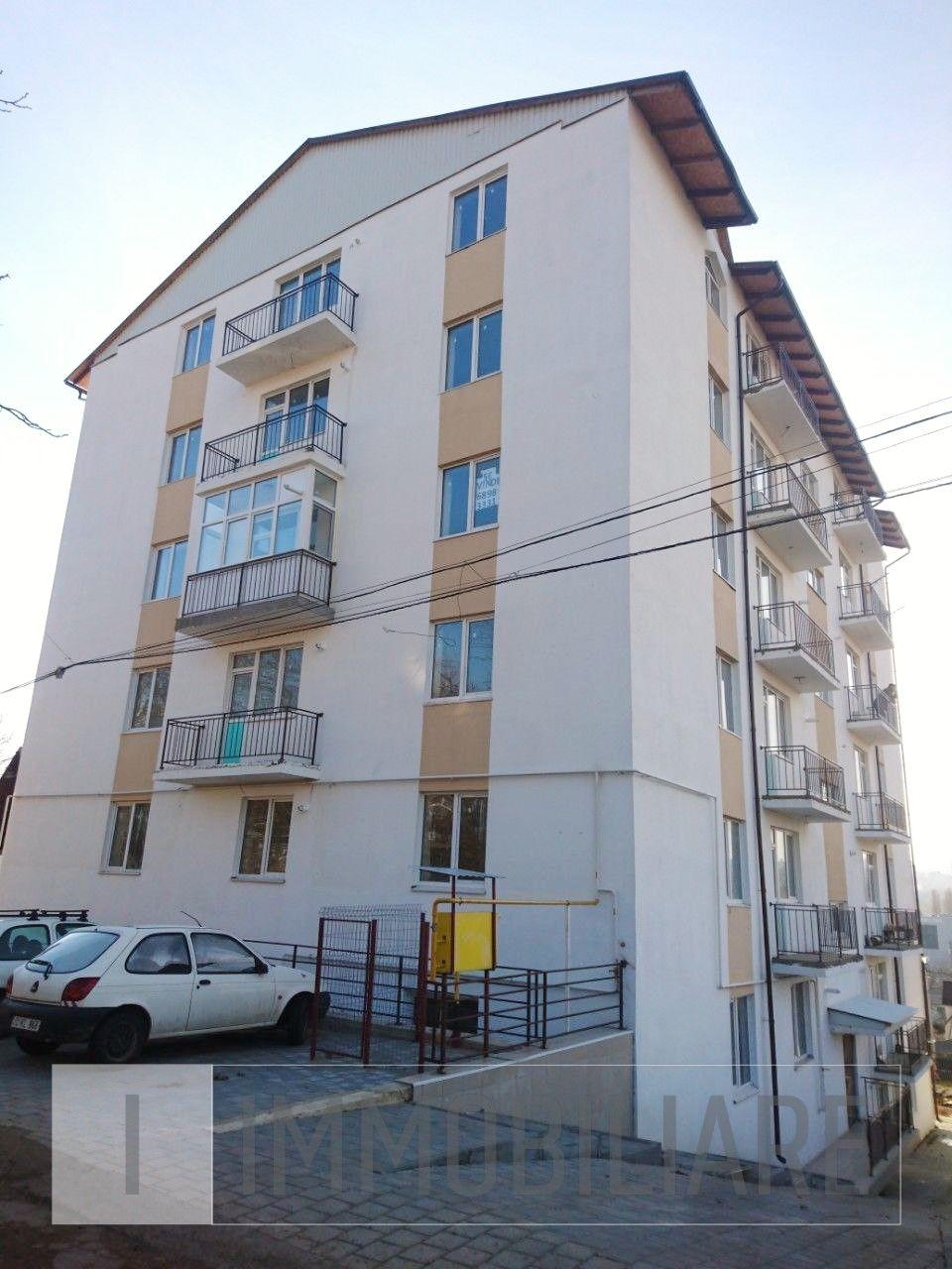 Apartament cu 2 camere+living, sect. Ciocana, str. Liviu Rebreanu.