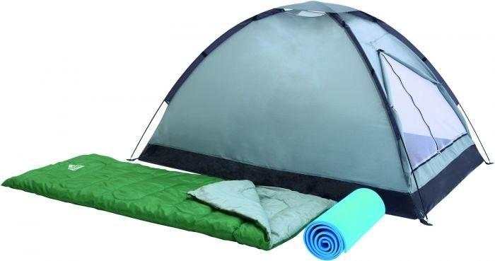Палатки и Спальные Мешки