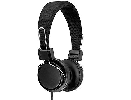Acme HA11 Headphones with microphone, Black, 20Hz-20KHz, Headphones: 99 dB ± 3 dB, Microphone: -58 dB ± 3 dB, 32 Ohm, 1.2m (casti cu microfon/наушники с микрофоном)