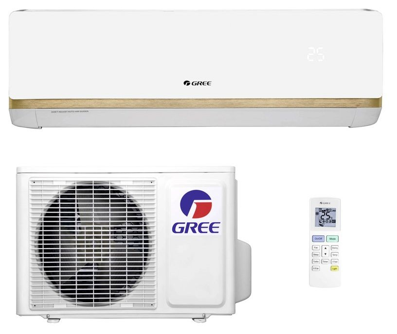 Aparat de aer conditionat tip split pe perete On/Off Gree Bora CP GWH24AAD 24000 BTU