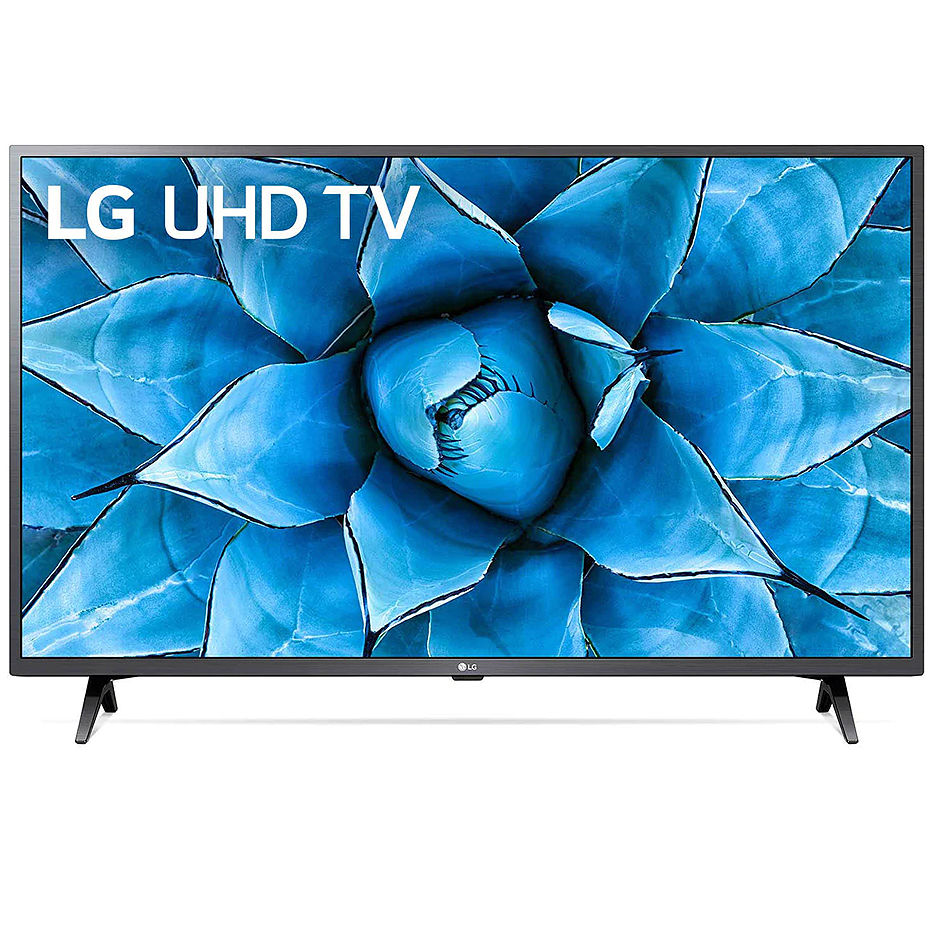 "Телевизор 43"" LED TV LG 43UN73506LD, Black (3840x2160 UHD, SMART TV, DVB-T2/C/S2)"