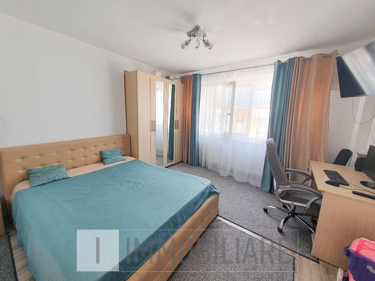 Apartament cu 1 cameră, sect. Buiucani, bd. Alba Iulia.