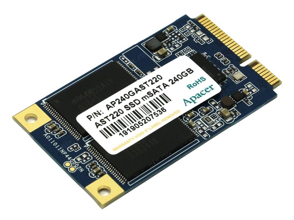 mSATA SSD