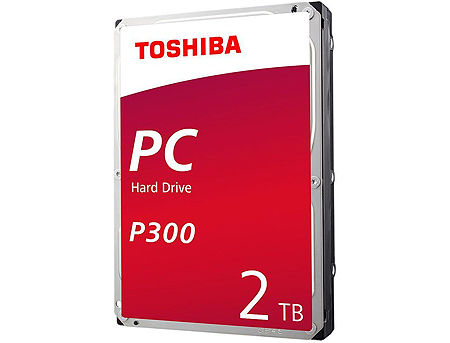 "3.5"" HDD 2TB Toshiba P300 HDWD120UZSVA, 7200rpm, SATA3 6Gb/s, 64MB , HDWD120UZSVA (hard disk intern HDD/внутрений жесткий диск HDD)"