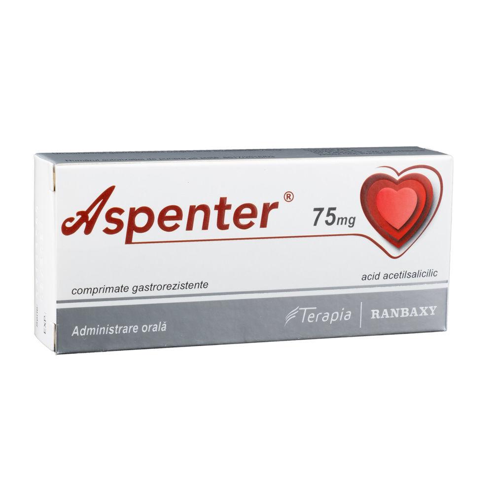 Aspenter sau aspirina