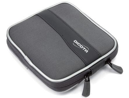 "Dicota N18948N Memory Pocket 2.5"" (Grey), for external hard drives (husa HDD/чехол для жесткого диска)"