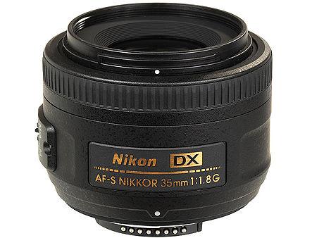 Nikon AF-S Nikkor 35mm f/1,8G, DX, filter: 52mm, JAA132DA (Obiectiv Nikon/ обьектив Nikon)