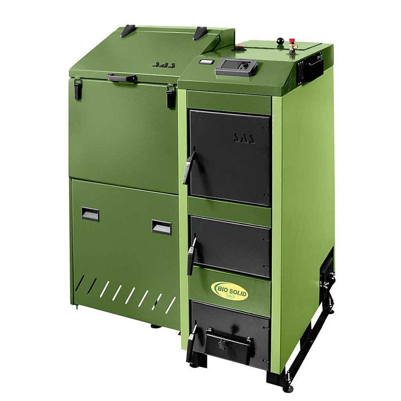 Cazan pe combustibil solid SAS MULTI 100 kW