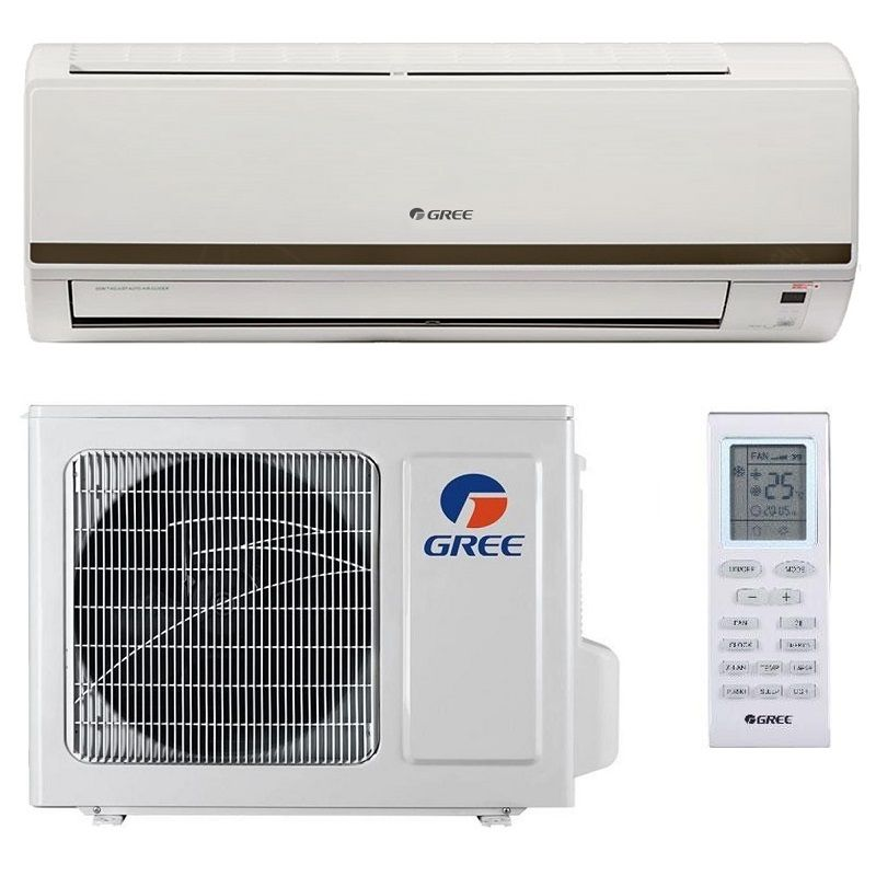 Aparat de aer conditionat tip split pe perete Inverter Gree Change GWH12KF 12000 BTU