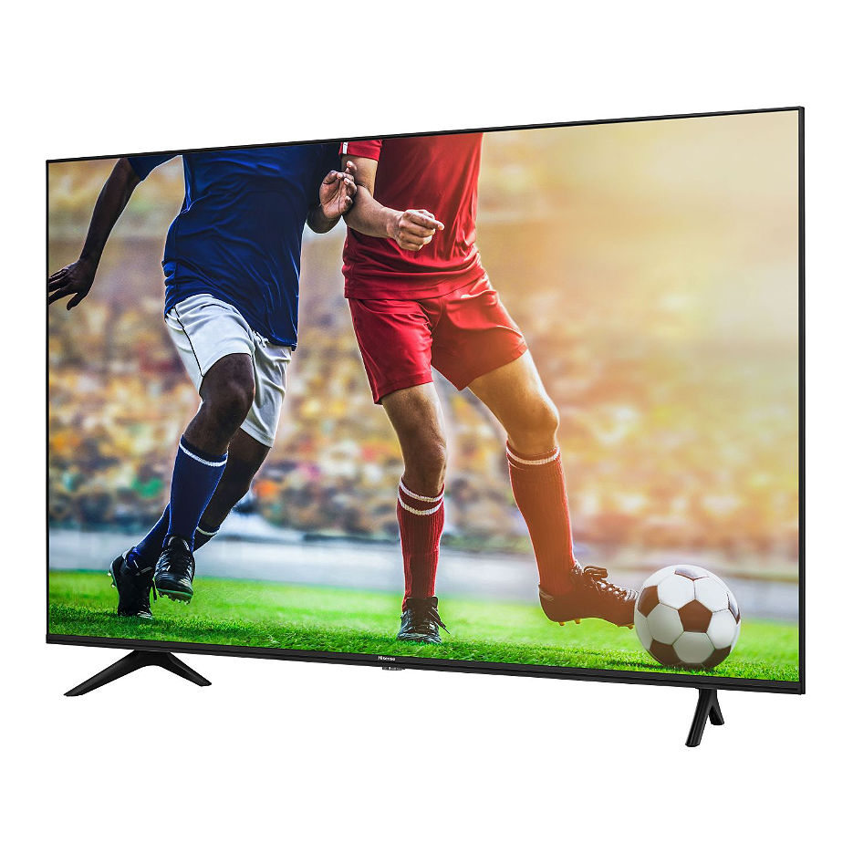"Televizor 43"" LED TV Hisense H43A7100F, Black (3840x2160 UHD, SMART TV, PCI 1500Hz, DVB-T/T2/C/S2)"