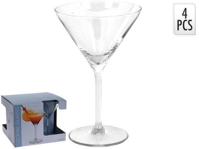 Бокалы для коктейлей и мартини