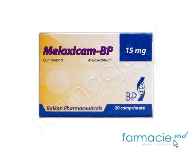 meloxicam pentru dureri articulare