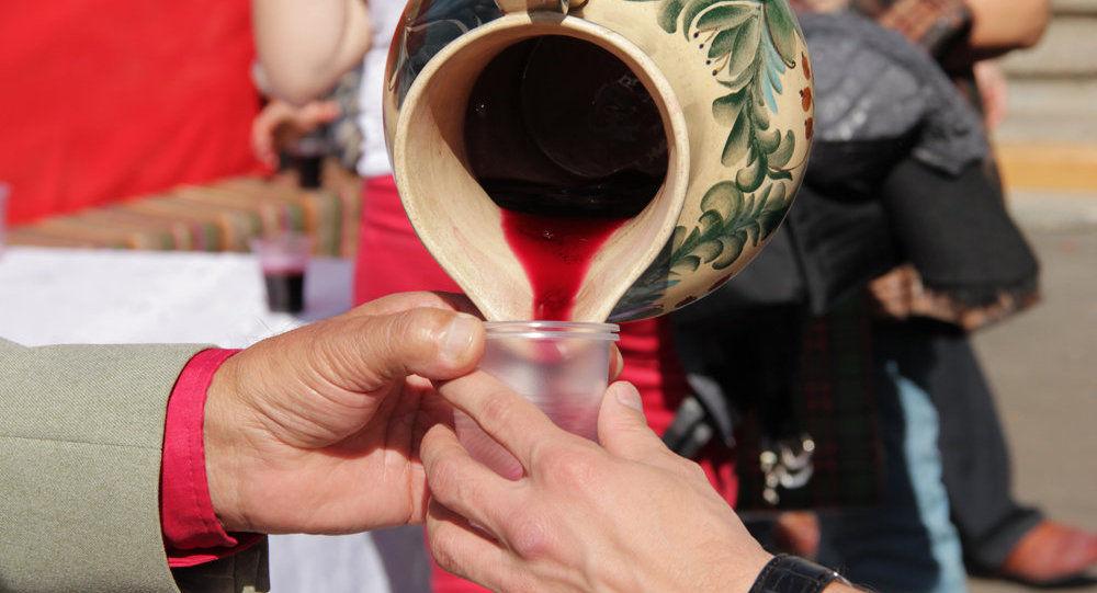 Фестиваль молодого вина Tulburel