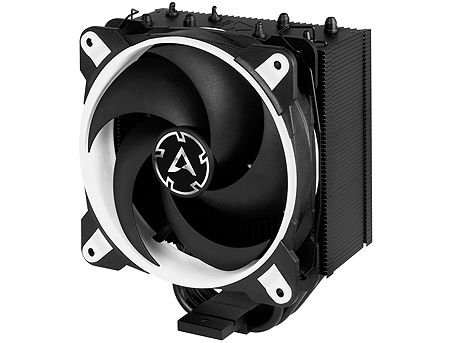 Cooler Arctic Freezer 34 eSports White, Socket AMD AM4, Intel 1150, 1151, 1155, 1156, 2066, 2011(-3) up to 200W, FAN 120mm, 200-2100rpm PWM, Fluid Dynamic Bearing