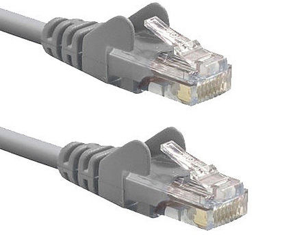 3m Synergy 21, Patch cord RJ45 FTP(F/UTP) CAT5e, Grey, (S215037)