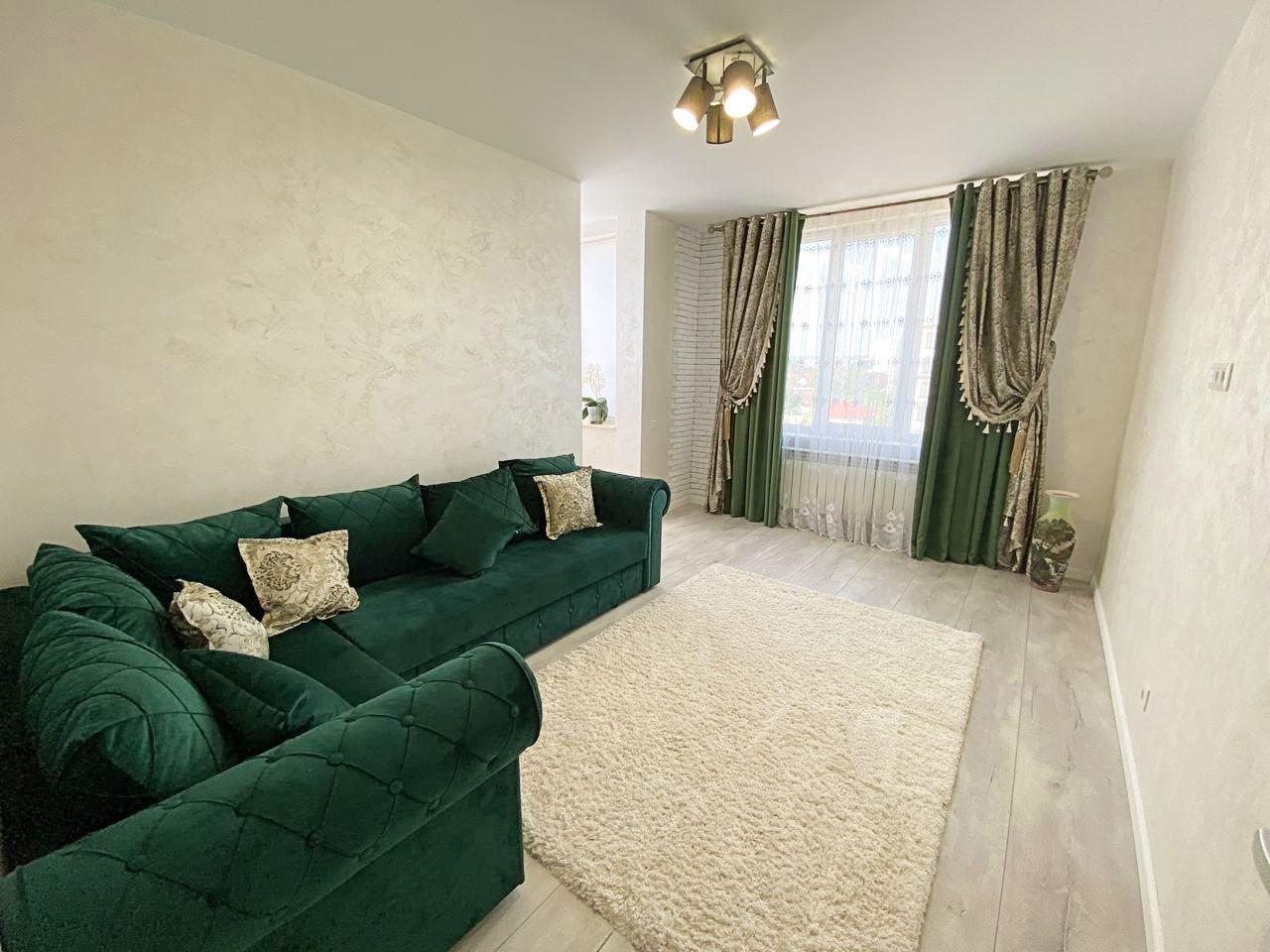 Apartament cu 2 camere, sect. Rîșcani, str. Carierei.