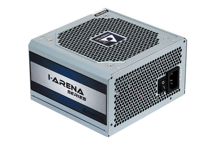 Блок питания 700W ATX Power supply Chieftec GPC-700S, 700W, ATX 12V 2.3, 120mm silent fan, 80 plus, Active PFC (Power Factor Correction) (sursa de alimentare/блок питания)