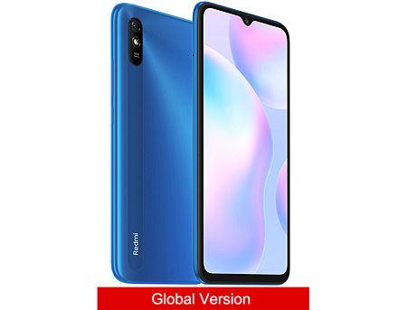 "6.53"" Xiaomi Redmi 9A EU 32GB Sky Blue 2GB RAM, MediaTek Helio G25 Octa-core, PowerVR GE8320, DualSIM, 6.53"" 720x1600 IPS 269 ppi, 13MP, front 5MP, LED flash, 5000mAh,WiFi, BT5.0, LTE, Android 10 (MIUI 12 )"