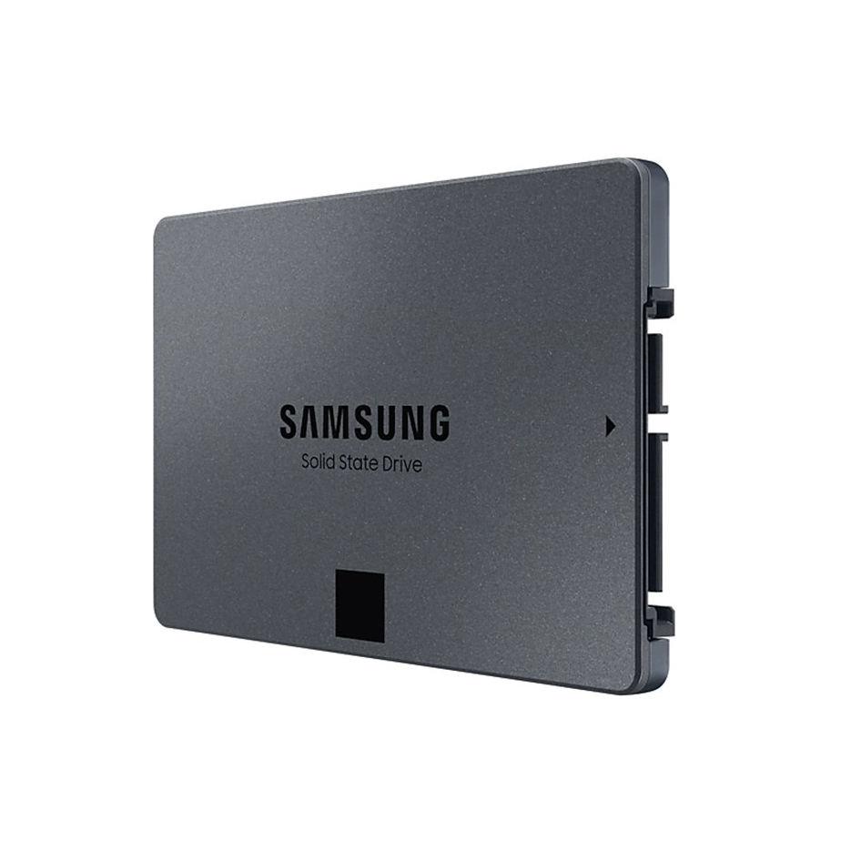"""1TB SSD 2.5"""" Samsung 870 QVO MZ-77Q1T0BW, Read 560MB/s, Write 530MB/s, SATA III 6.0Gbps (solid state drive intern SSD/внутрений высокоскоростной накопитель SSD)"""